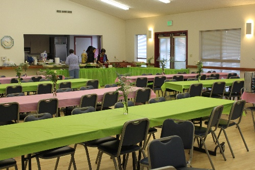 Senior Center Rental