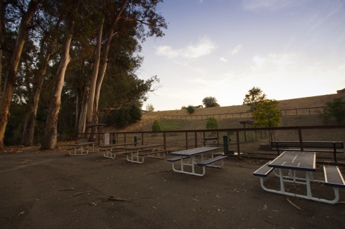 Ohlone Picnic Tables