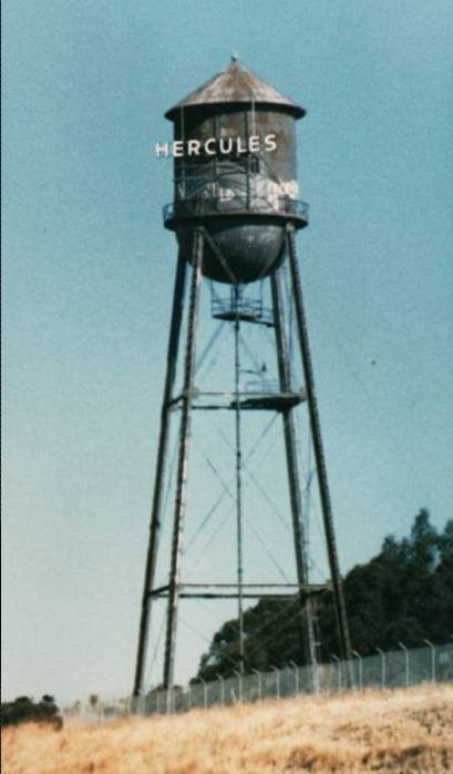 Hercules Watertower