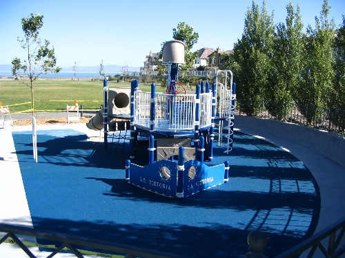 Shorline Park Play Structure