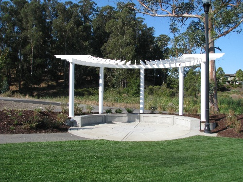 Duck Pond Park Gazebo