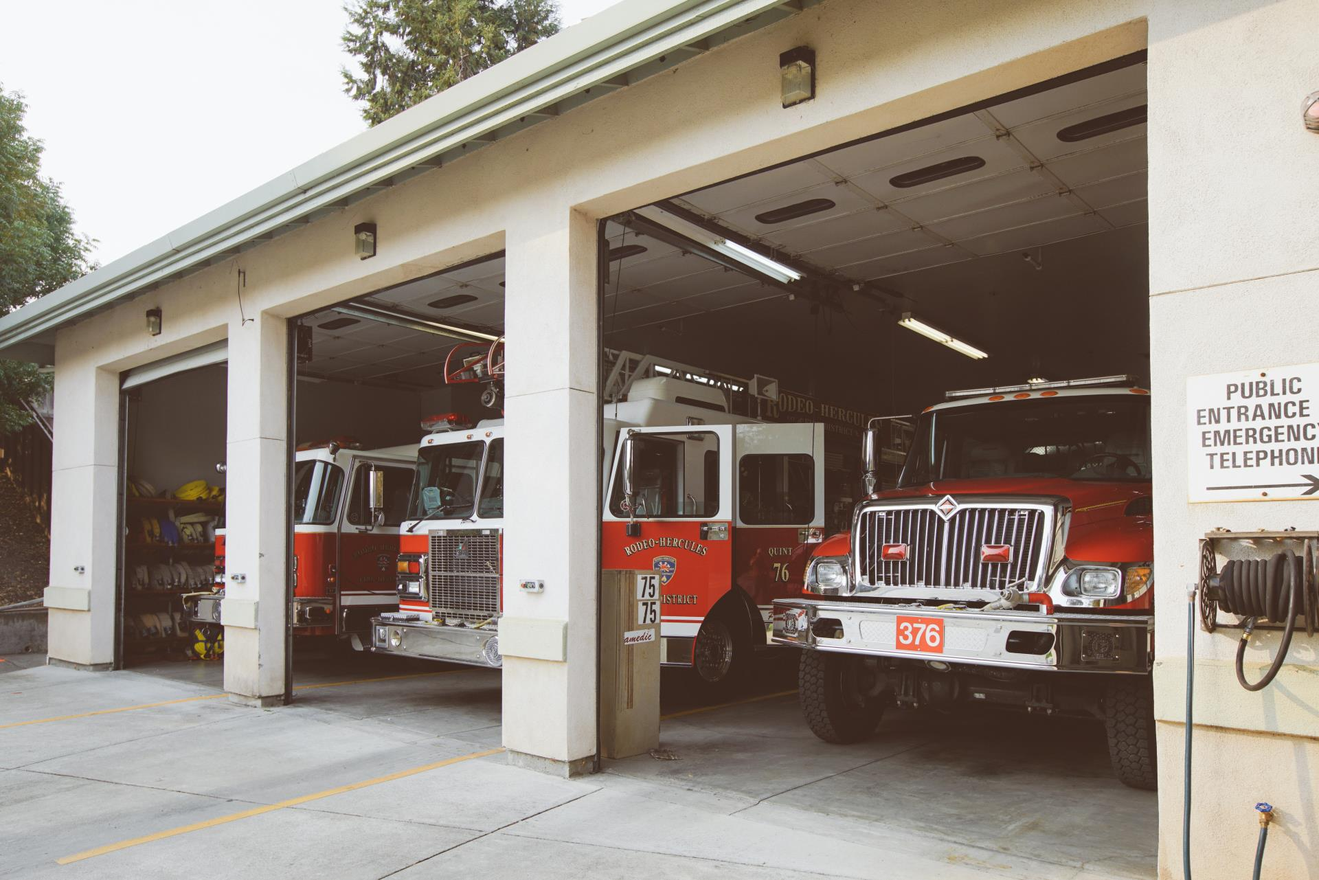 Station 76 Engines