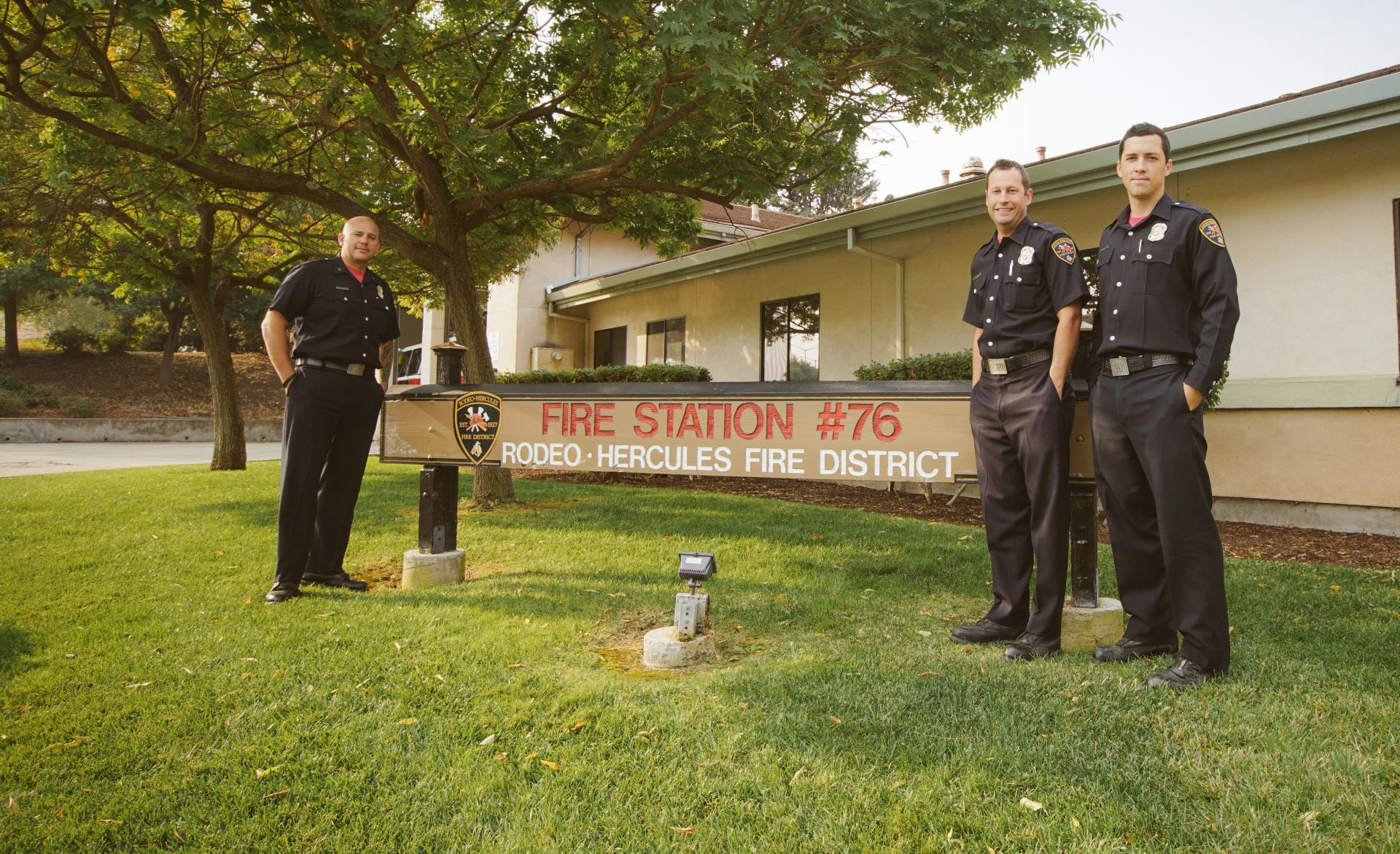 Fire Station 76 Picture