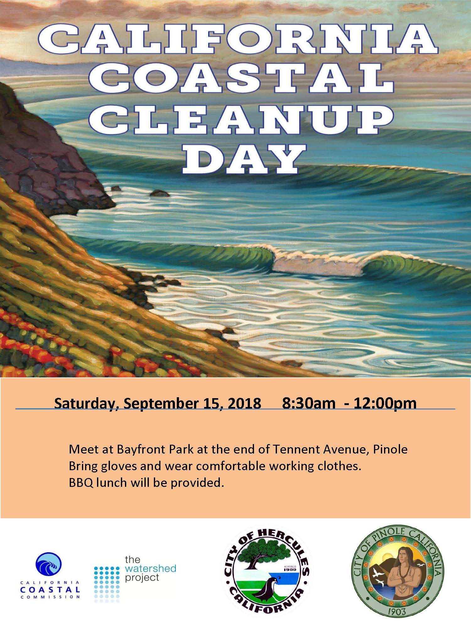 California Coastal Cleanup Day