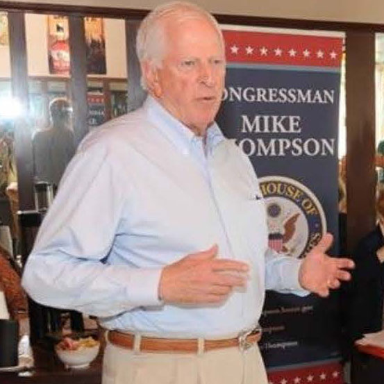 Coffee with Congressman Mike Thompson